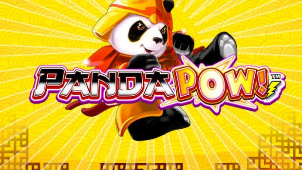 Lightning Box Games has released the new Panda Pow slot machine!