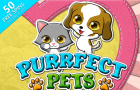 Take full advantage of RTG's new Purrfect Pets slot machine