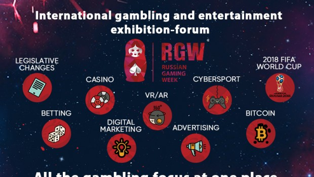 Russian Gaming Week: reload. What have organizers prepared this year