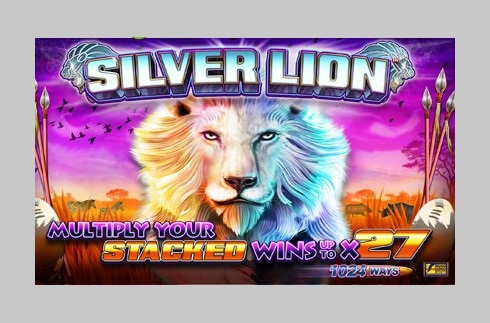 Play the Silver Lion Deluxe Slot Machine at Lightning Box Games