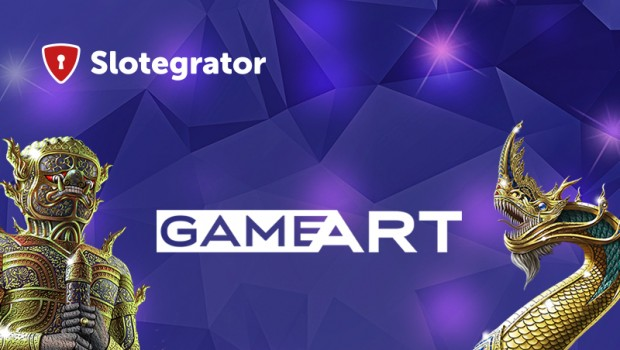 GameArt was integrated into Slotegrator's unified API