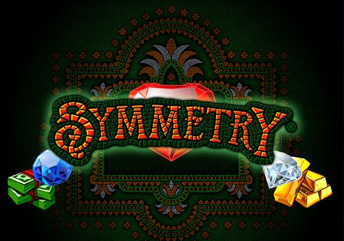 The Realistic Games Symmetry slot machine is already available