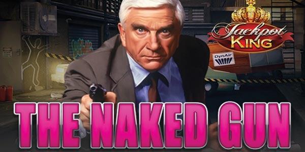 Blueprint Gaming Launches The Naked Gun Slot Machine