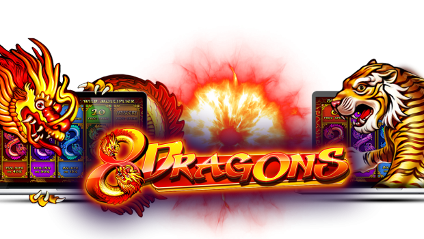 Pragmatic Play 8 Dragons Slot Machine