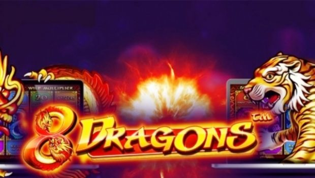 Pragmatic Play 8 Dragons slot machine finally available