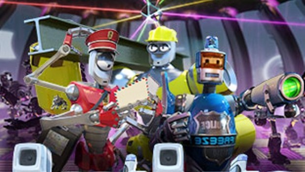 Saucify announces the release of the new Beat Bots slot machine