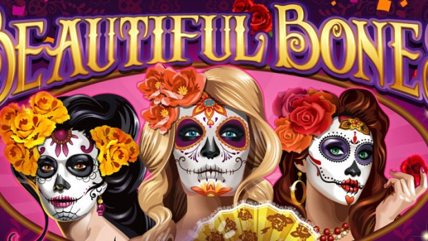 New Slots on Mexican Day of the Dead – Beautiful Bones