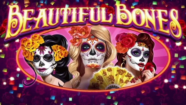 Microgaming Launches New Beautiful Bones Slot Machine