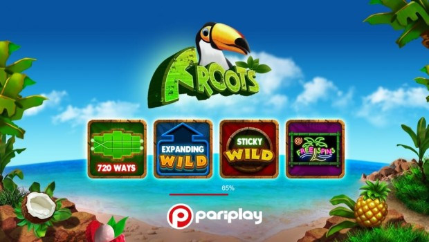 Pariplay has just released the Froots slot machine!