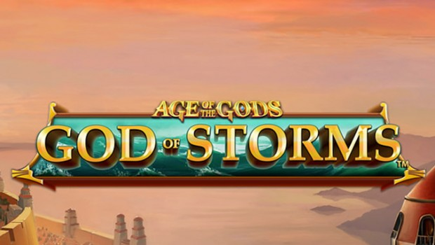A no deposit bonus is offered to play God of Storms from Playtech