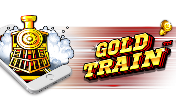 Pragmatic Play Gold Train Slot Machine
