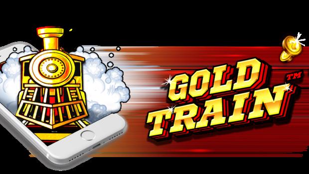 Pragmatic Play Gold Train Slot Machine