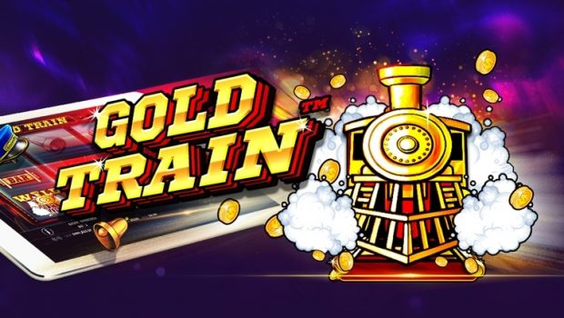 Pragmatic Play launched the new Gold Train slot machine