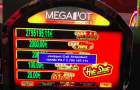 Megapot live at the Grande Motte for 2.795.195€