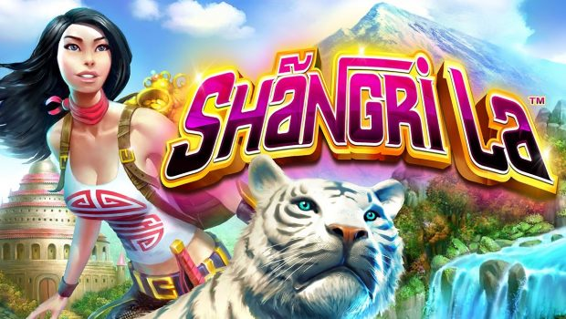 NetEnt's Legend of Shangri-La slot machine released in September