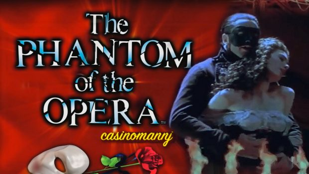 NetEnt Phantom of the Opera slot machine soon available