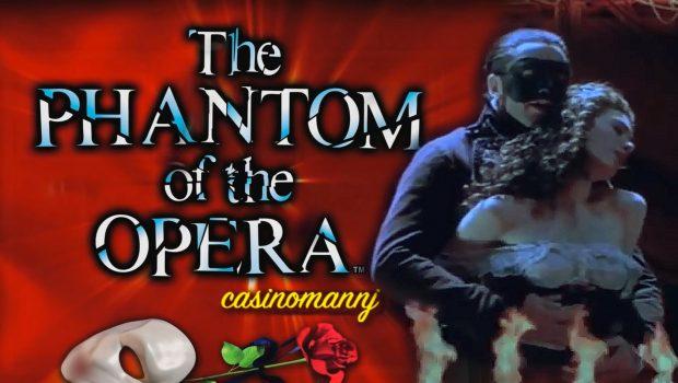 NetEnt Phantom of the Opera slot machine soon available