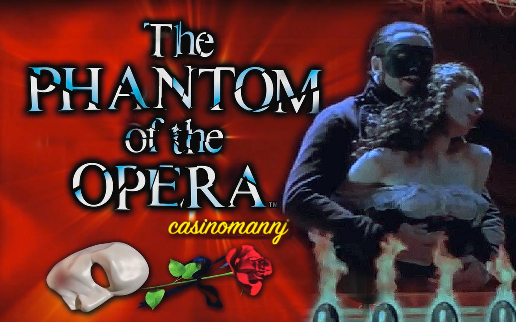 netent the phantom of the opera