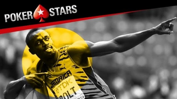 Usain Bolt Named New PokerStars Ambassador