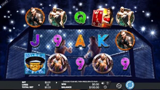 Genesis Primetime Combat Kings Slot Machine Available