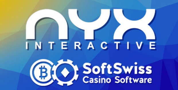 SoftSwiss online casinos now have Nyx Gaming games