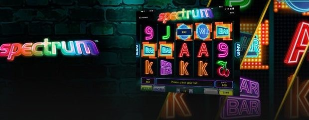 The Novomatic Spectrum slot will be available soon