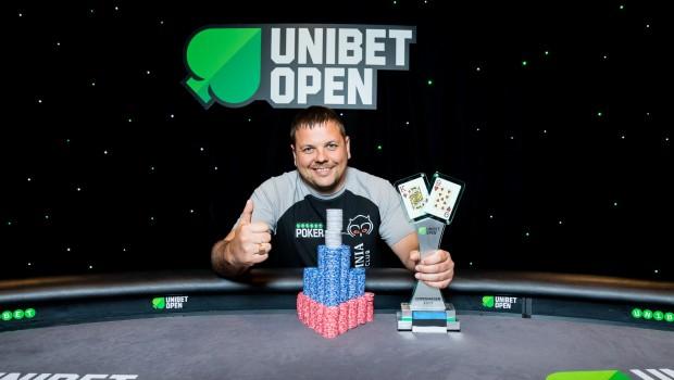 Unibet Poker World Championship Belgium 2017