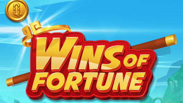 Discover Wins of Fortune, the new Quickspin original slot machine