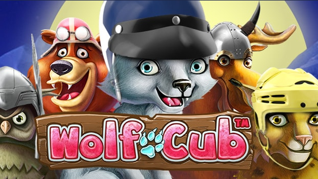 NetEnt developer launches Wolf Cub Slot Machine