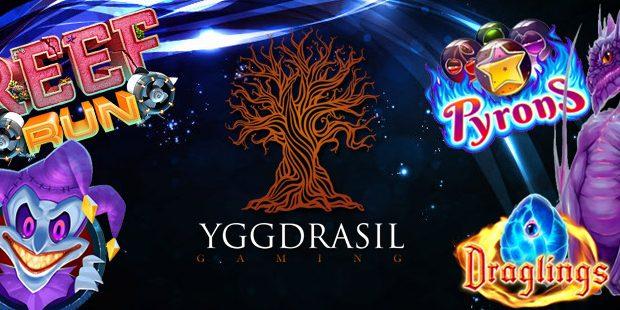 Yggdrasil Awarded Slot Provider of the Year