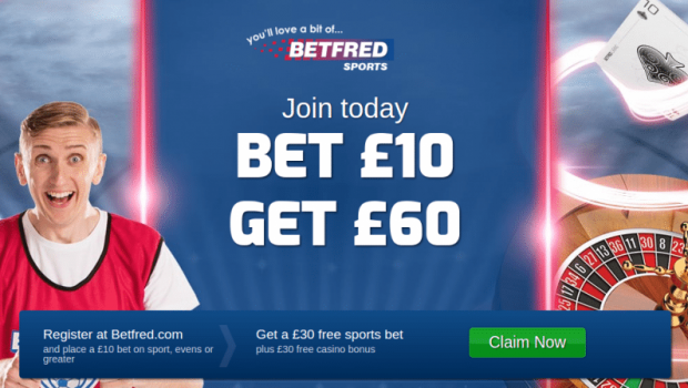 Betfred Sportsbook Review