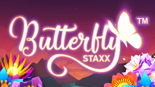 Butterfly Staxx slot machine
