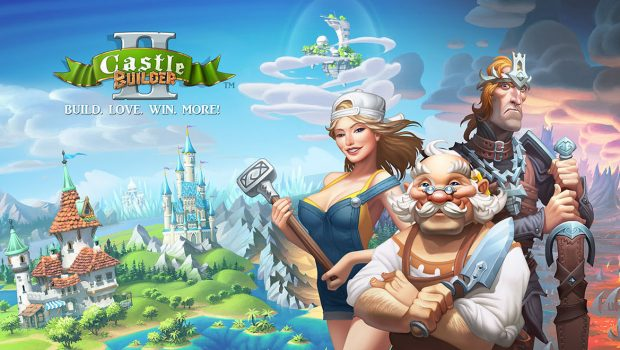 A full-fledged adventure for the next Castle Builder II Slot Machine