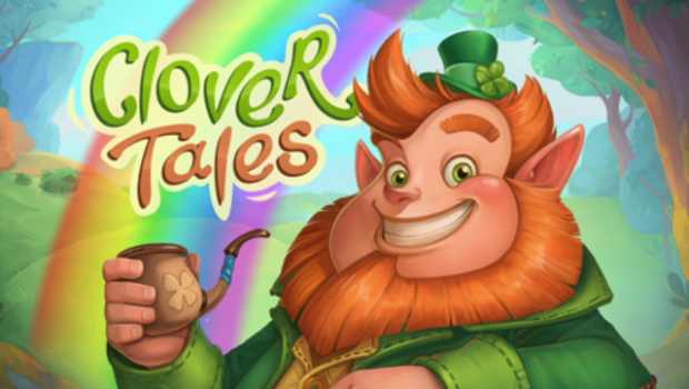 In search of Leprechaun's treasure with the Clover Tales slot machine