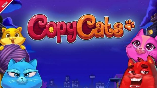 Copy Cats slot machine