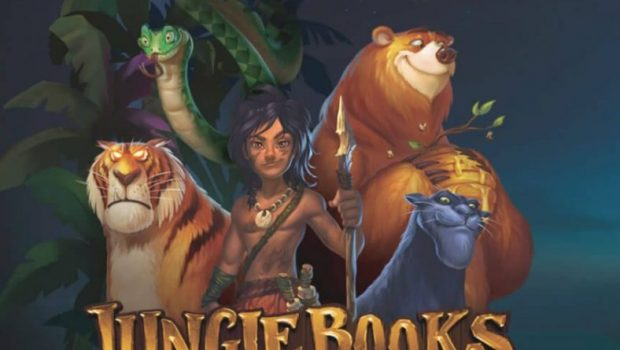 Yggdrasil Gaming Reveals a Revolutionary Slot Machine through Jungle Books