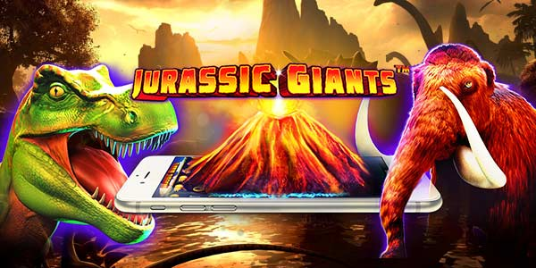 The release of the Jurassic Giants slot is coming soon