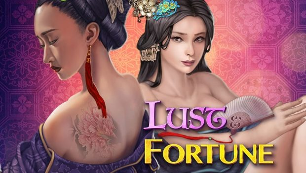 The Lust & Fortune slot machine is already available