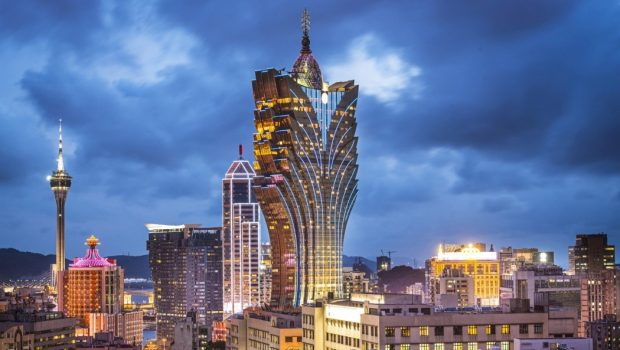 Great month of June for Macau casinos