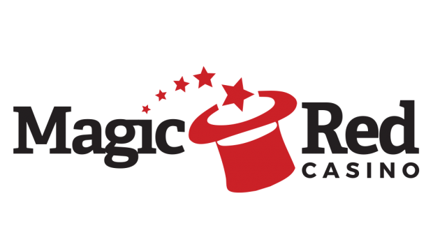 Play with Magic Red Casino and receive a £200 Welcome Bonus and 100 free spins