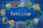Progressive Jackpot won at Party Casino