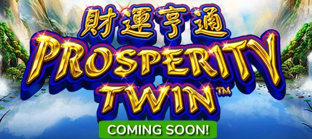 Winning lines in both directions for Prosperity Twins slot machine