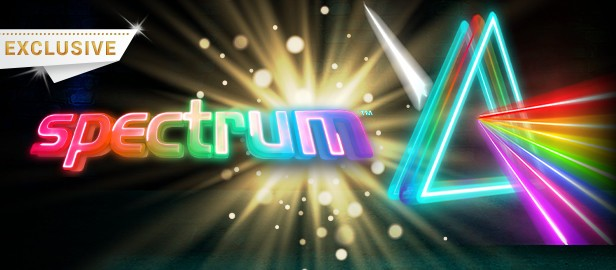 Novomatic's Spectrum slot will be launched shortly