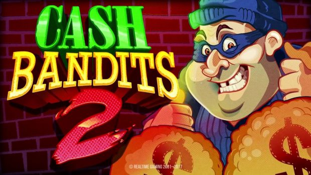 RTG has just launched the new machine to under cash bandits 2