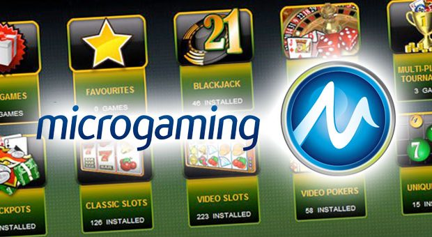 Top 4 of the classic slot machines Microgaming with the best bonus