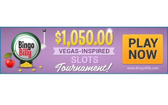 BingoBilly.com Hosts $1,050 Vegas Tournament This Weekend