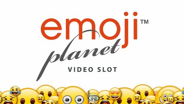 Discover the wacky world of emojis with the Netent slot Emoji Planet