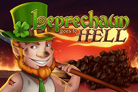 Take a look at the new Leprechaun Slot Machine Goes to Hell!