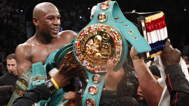 Mayweather wins fight against McGregor and pockets hundreds of millions