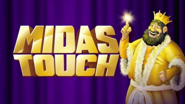 Create Gold with the Rival Gaming Midas Touch Slot Machine